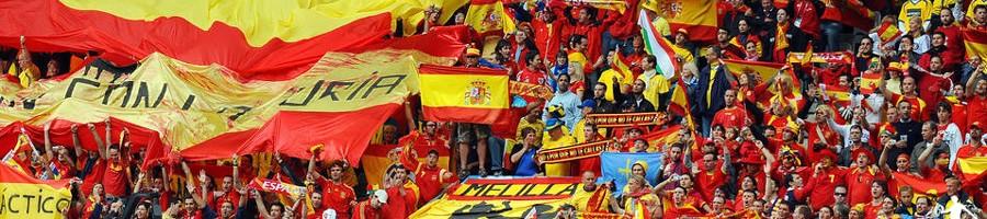 Spain Football Fans